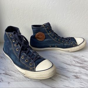 Converse Chuck Taylor All Star Denim High Tops